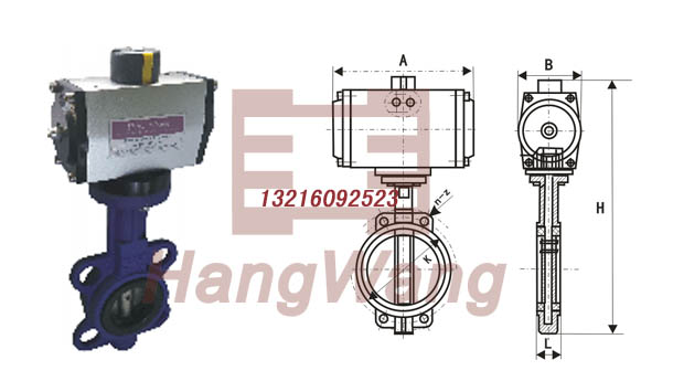 氩氟焊控制开关结构图